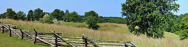 Appomattox Art Print featuring the photograph Going To Appomattox Court House by Teresa Mucha