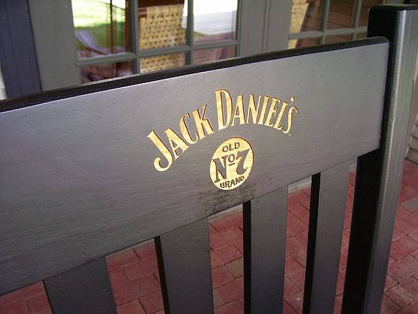 Jack Daniel's Art Print featuring the photograph Jack Daniel's 3 by Lindsay Clark