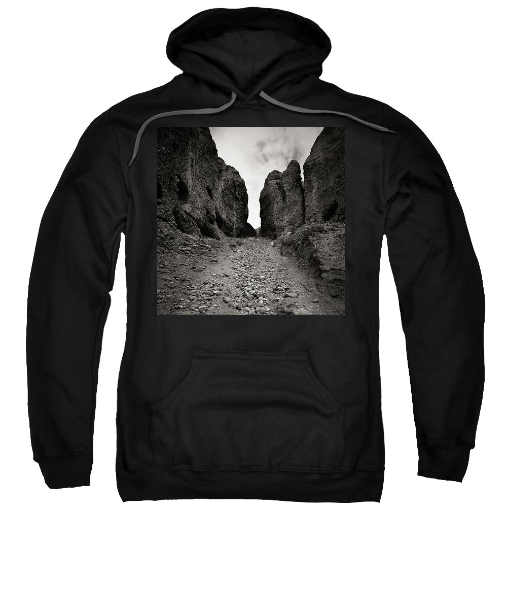 Active Sweatshirt featuring the photograph Buddhist Caves. Vrang by Konstantin Dikovsky