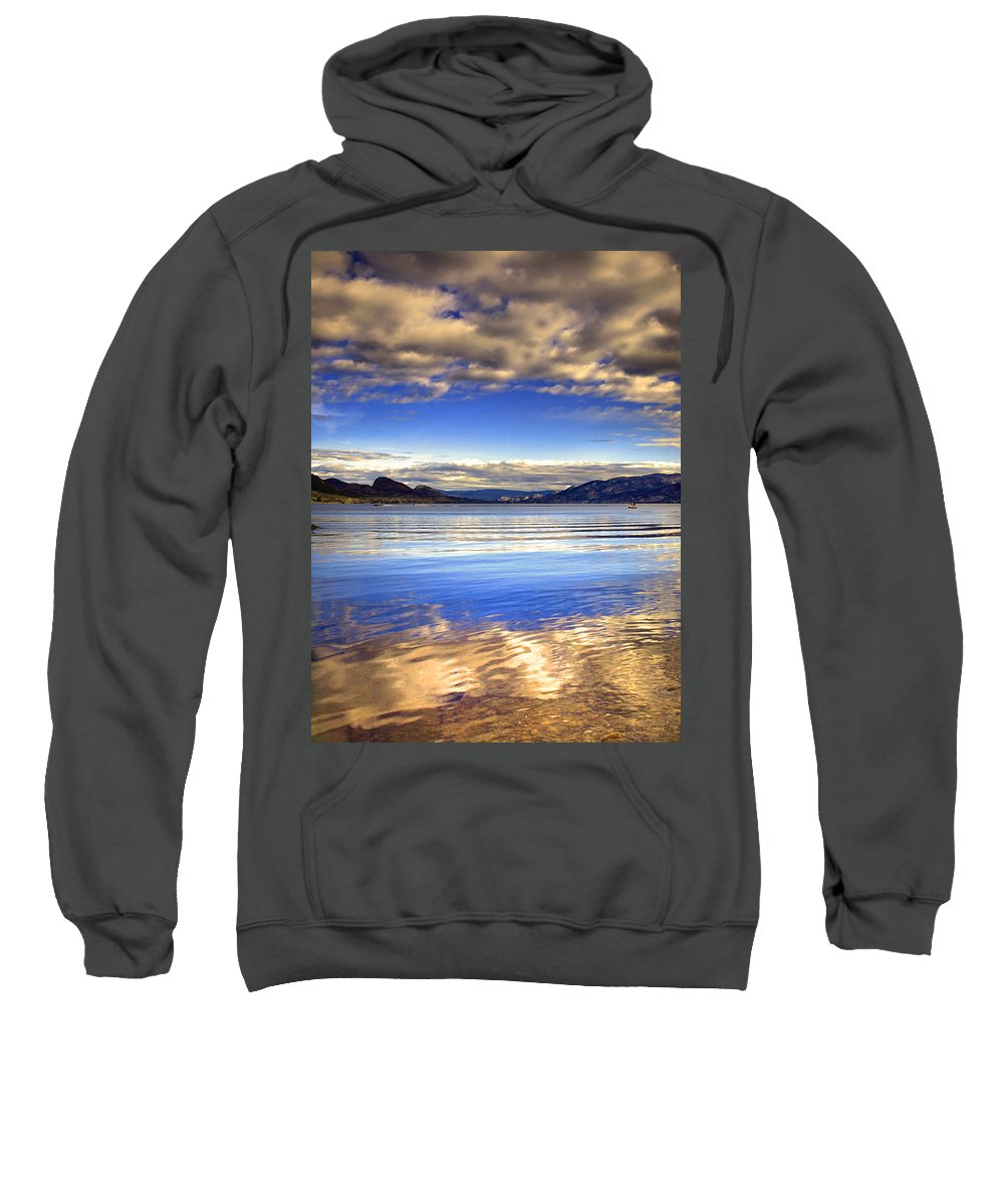 Card Sweatshirt featuring the photograph August 8 2010 by Tara Turner