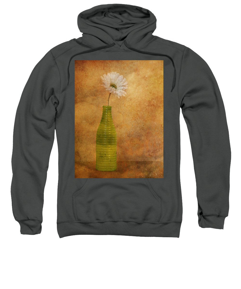 Flower Sweatshirt featuring the photograph February 10 2010 by Tara Turner