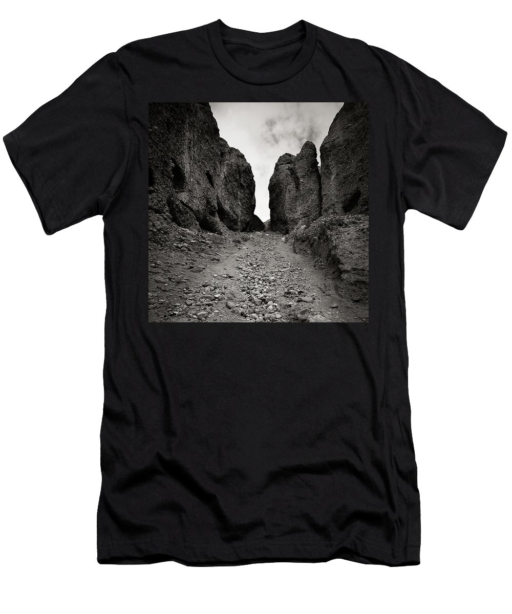 Active Men's T-Shirt (Athletic Fit) featuring the photograph Buddhist Caves. Vrang by Konstantin Dikovsky