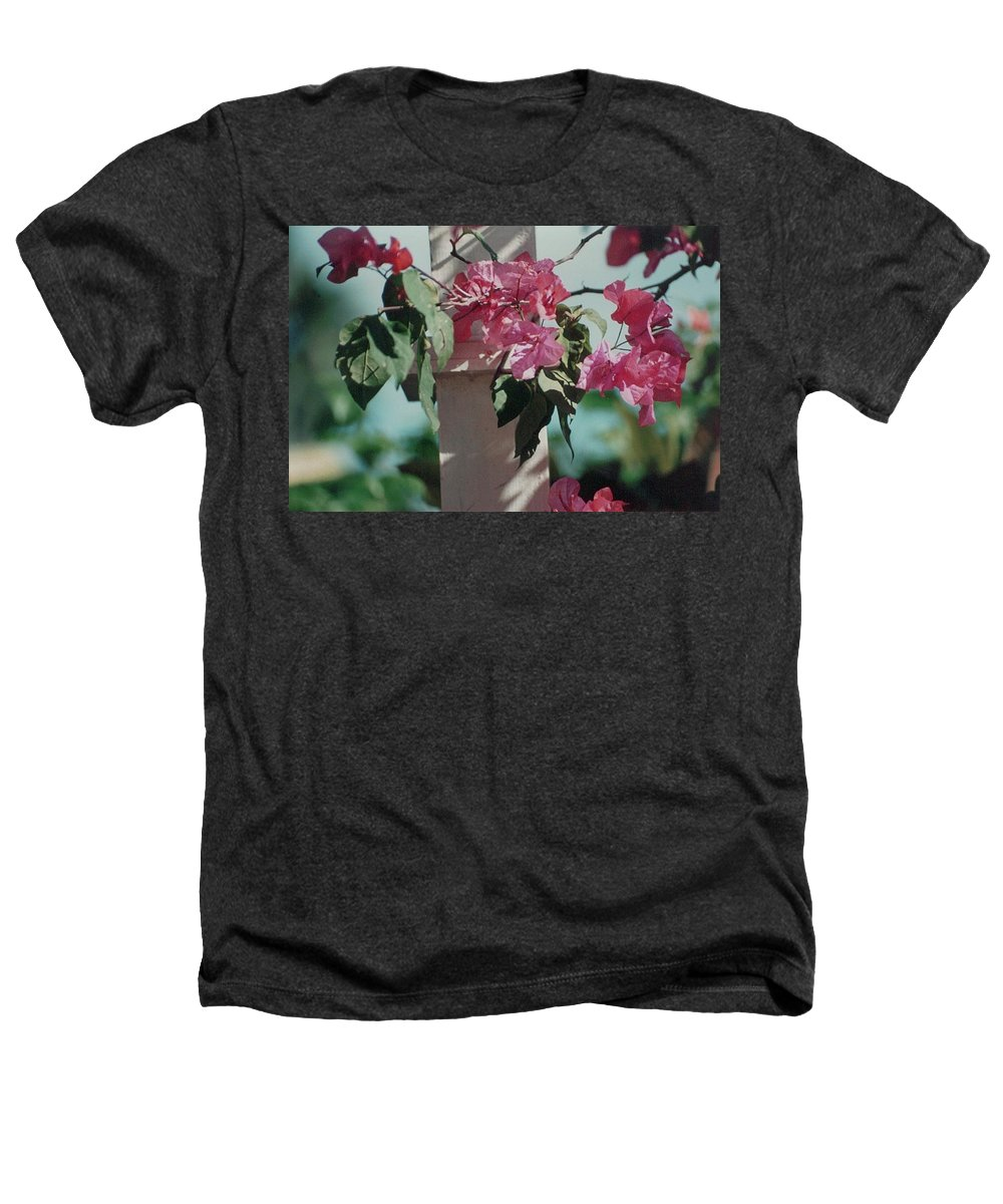 Charity Heathers T-Shirt featuring the photograph Bouganvillea by Mary-Lee Sanders