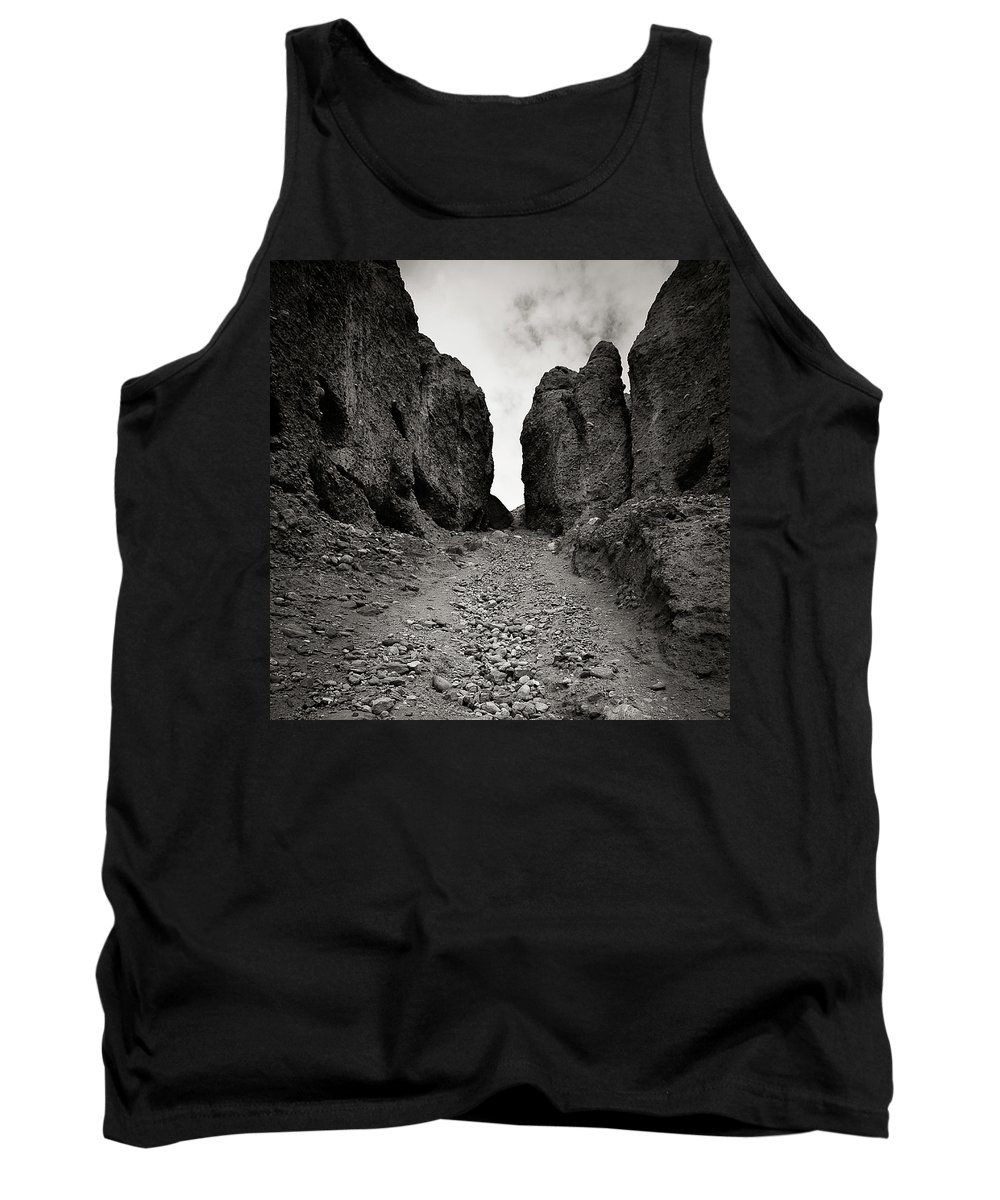 Active Tank Top featuring the photograph Buddhist Caves. Vrang by Konstantin Dikovsky