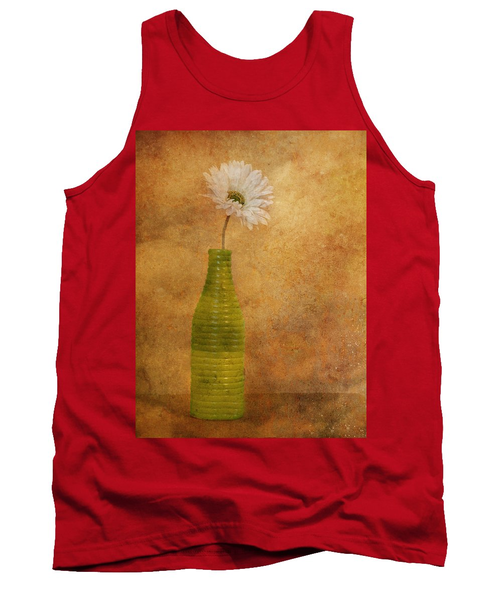 Flower Tank Top featuring the photograph February 10 2010 by Tara Turner