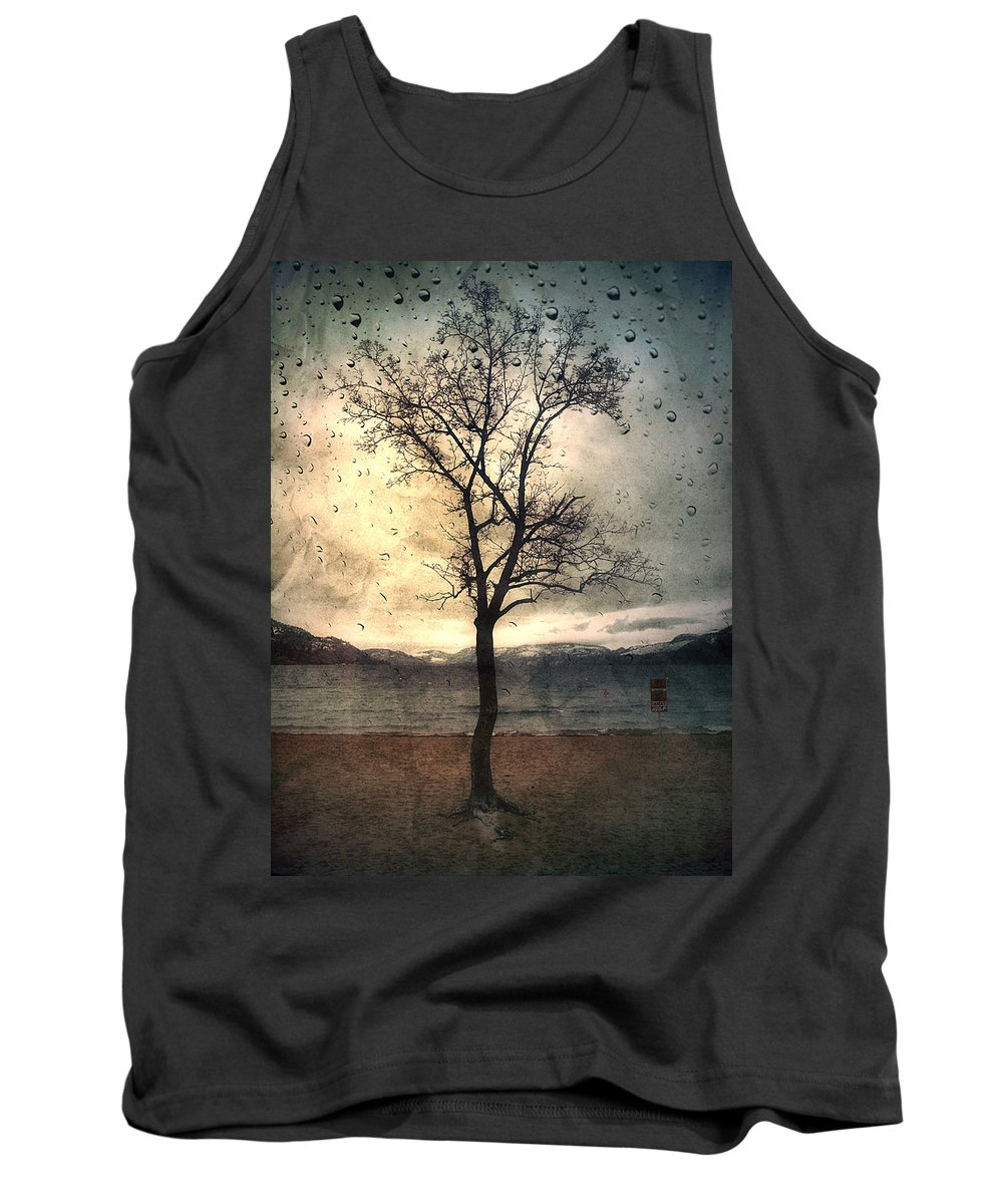 Rain Tank Top featuring the photograph January 12 2010 by Tara Turner