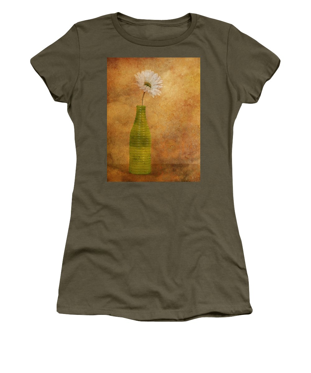 Flower Women's T-Shirt featuring the photograph February 10 2010 by Tara Turner