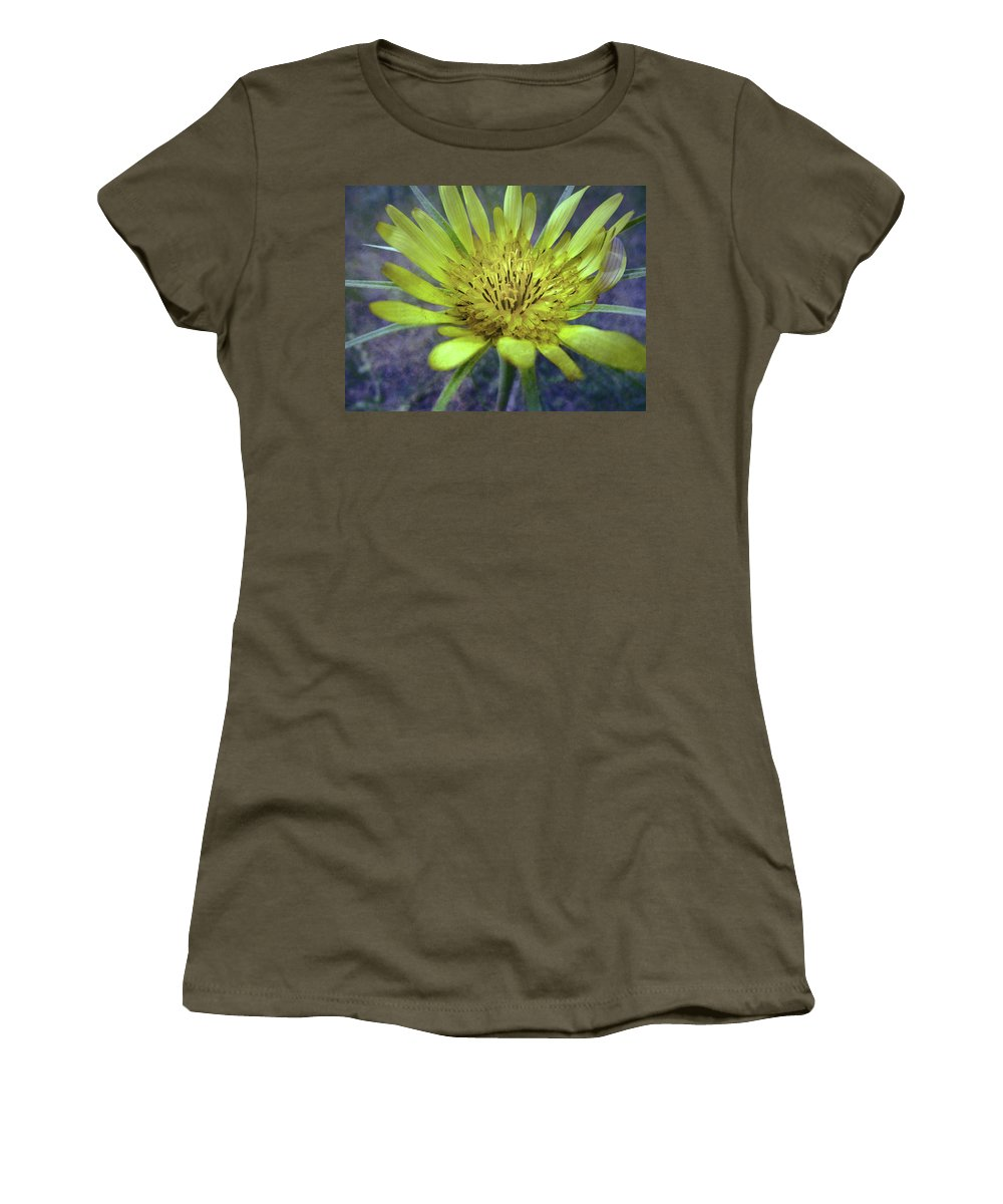 Flower Women's T-Shirt featuring the photograph The Promise by Tara Turner