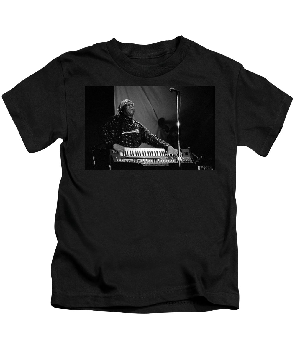 Sun Ra Kids T-Shirt featuring the photograph Sun Ra 1 by Lee Santa