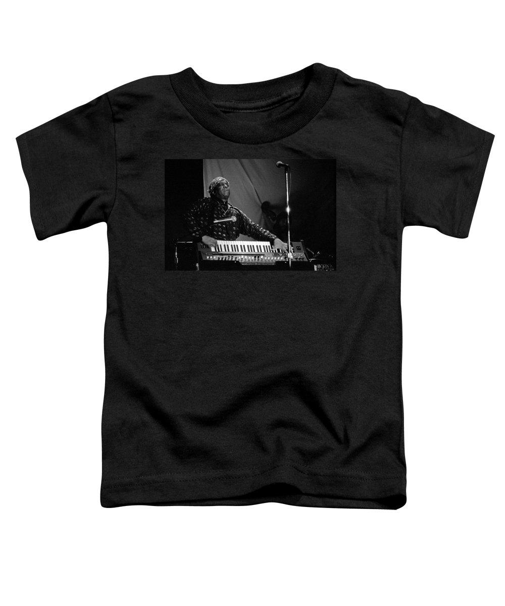 Sun Ra Toddler T-Shirt featuring the photograph Sun Ra 1 by Lee Santa