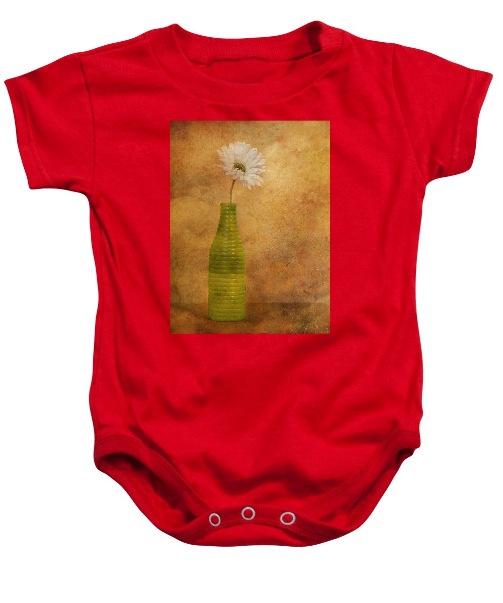 Flower Baby Onesie featuring the photograph February 10 2010 by Tara Turner
