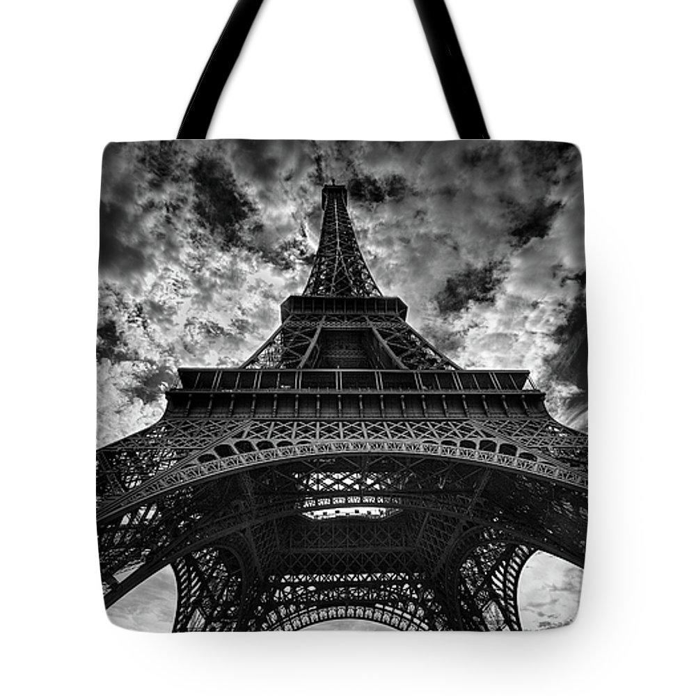 Paris Tote Bags