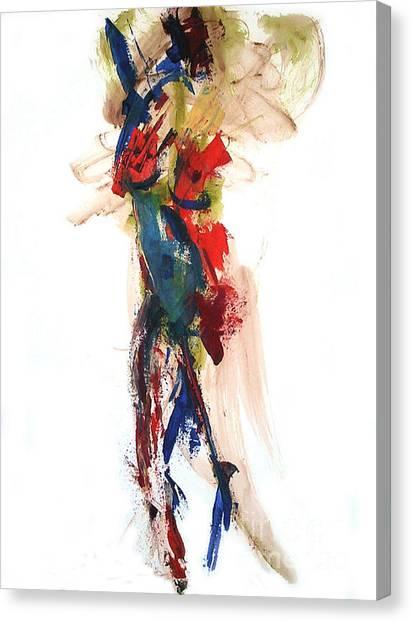 04160 Joy Canvas Print
