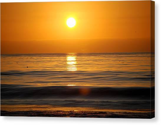Carmel Sunset Canvas Print