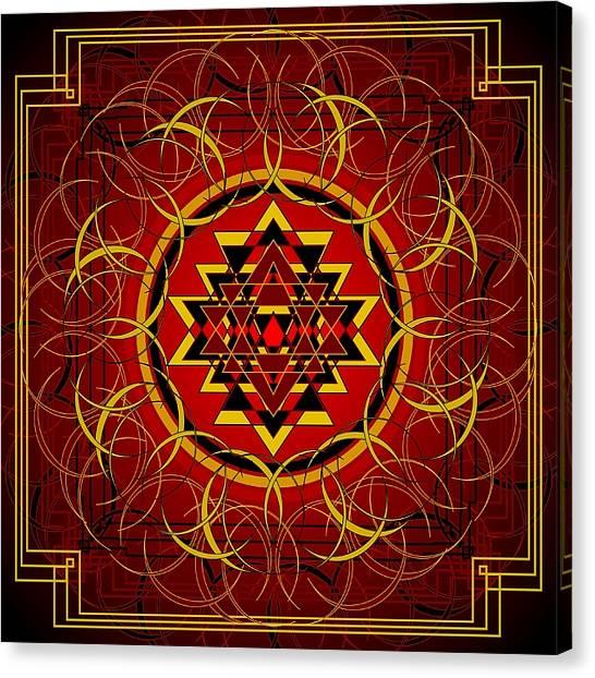 Agni 2012 Canvas Print