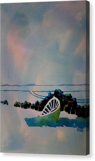 Aran Island Ireland Canvas Print