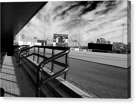 Before Spring Training 2 Canvas Print