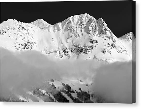Blackcomb  Canvas Print