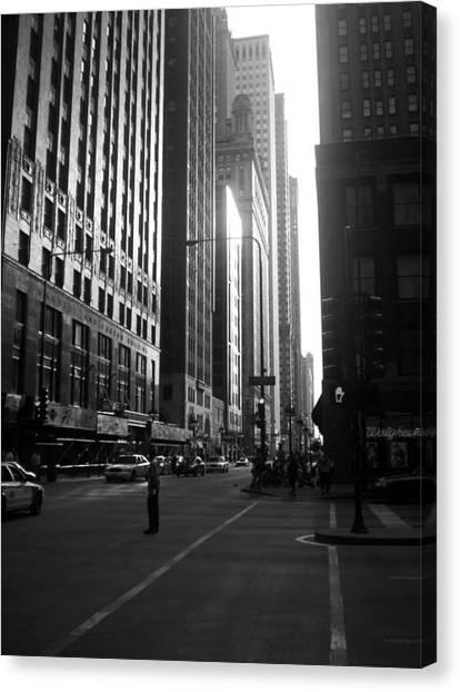 Chicago 2 Canvas Print