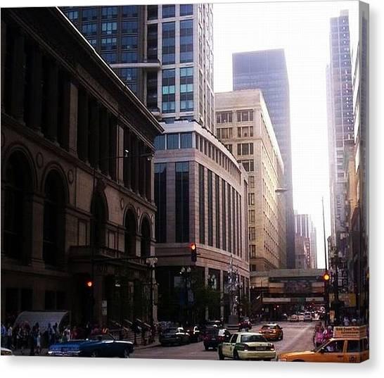 Chicago 6 Canvas Print