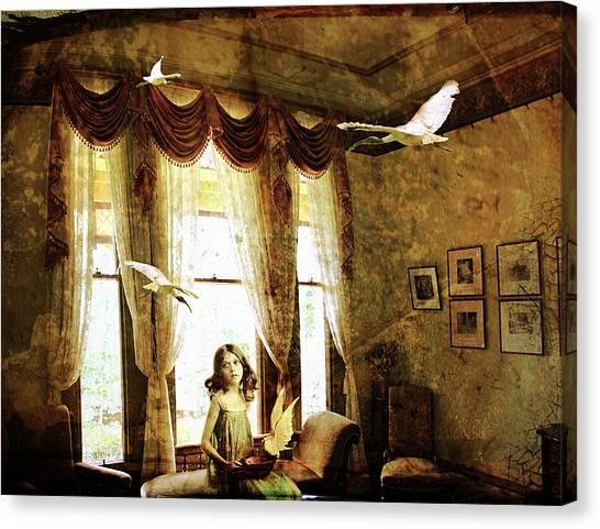Dreams Of Flight Canvas Print