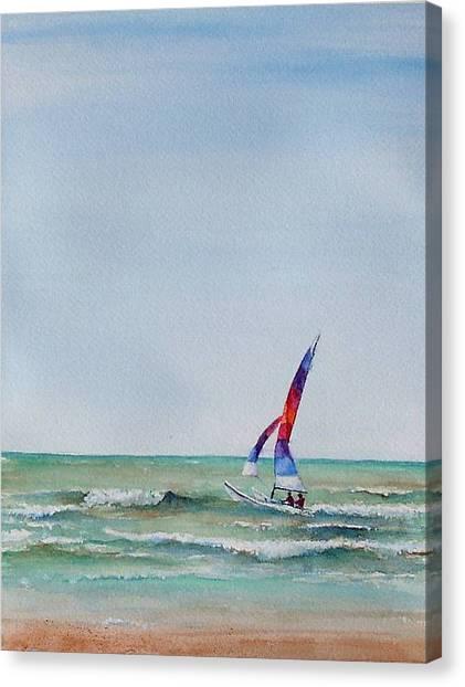 Ipperwash Beach Canvas Print