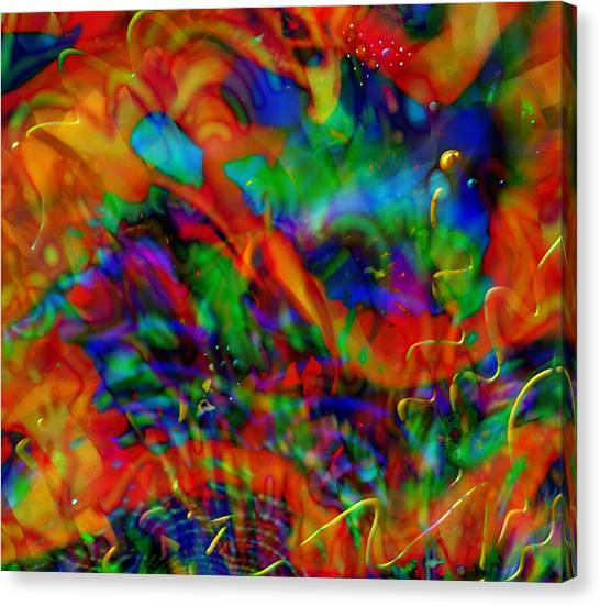 Popper Canvas Print