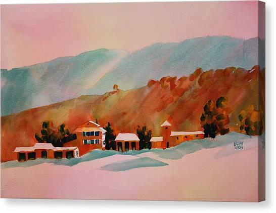 Sebastiani Estate Canvas Print