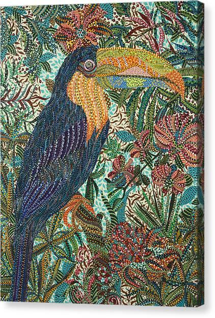 Tropican Canvas Print
