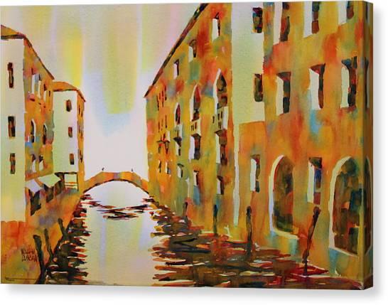Venizia Canvas Print