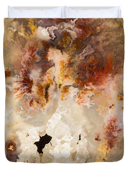 Rock Star Duvet Cover by Jean Noren