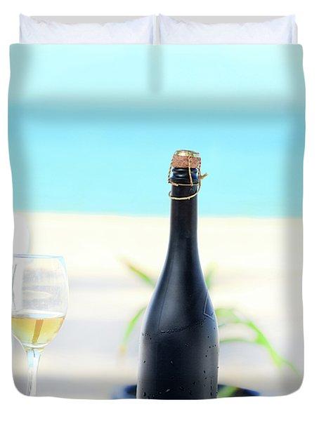 Wine  Duvet Cover by MotHaiBaPhoto Prints