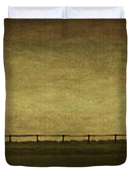 Farscape Duvet Cover by Evelina Kremsdorf