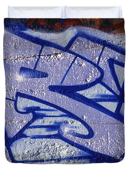 Graffiti Art-art Duvet Cover by Paul W Faust -  Impressions of Light