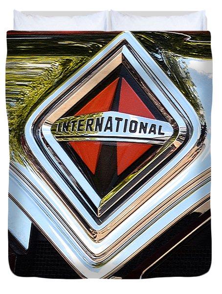 International Truck II Duvet Cover