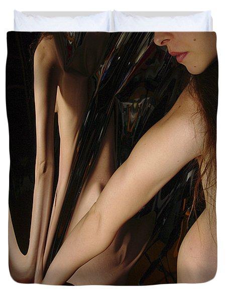 Kazi0832 Duvet Cover by Henry Butz