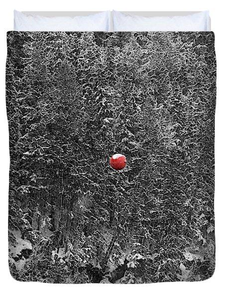 Orb Duvet Cover by Stuart Turnbull