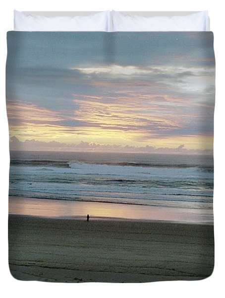 Oregon Coast 1 Duvet Cover