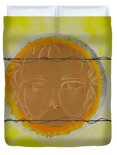 Summer Duvet Cover by Andrew Morse