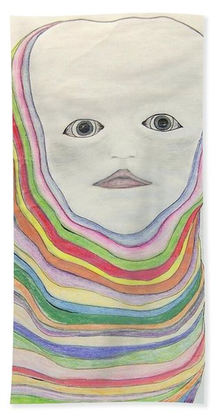 The Masks Beach Towel