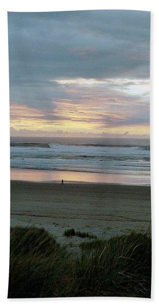 Oregon Coast 1 Beach Towel