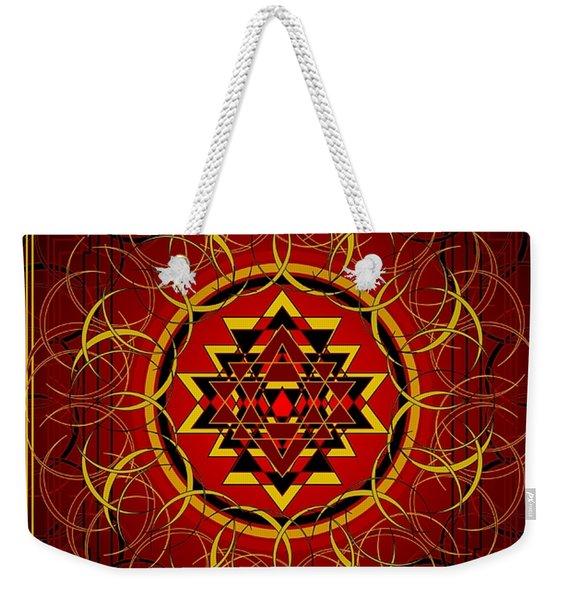Agni 2012 Weekender Tote Bag