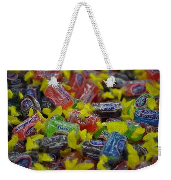 Jolly Rancher Weekender Tote Bag