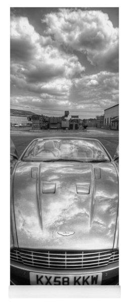 Aston Martin Dbs Yoga Mat