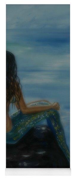 Mermaid Mist Yoga Mat