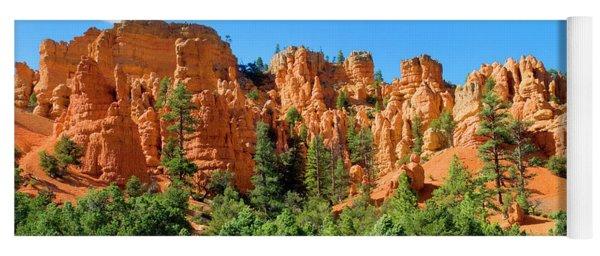 Red Canyon Yoga Mat