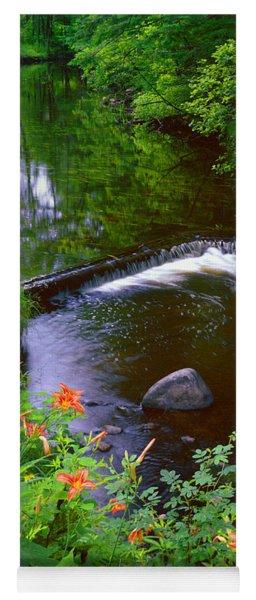 St.regis River Yoga Mat