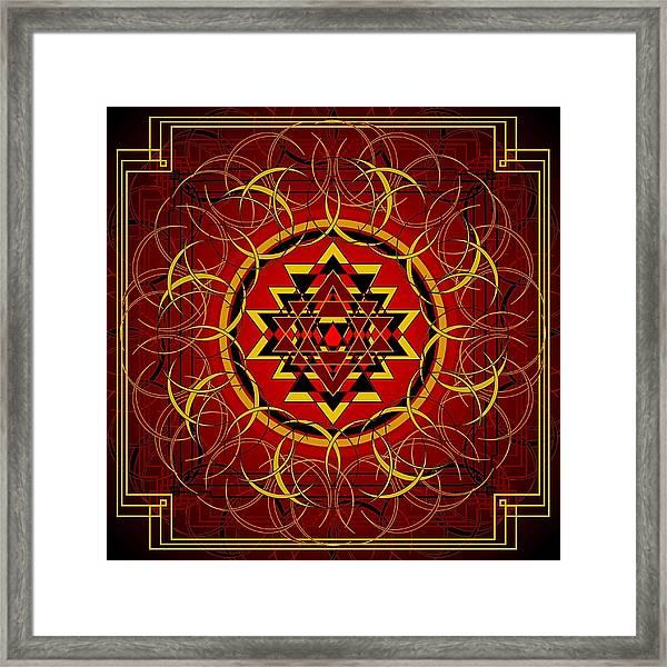 Agni 2012 Framed Print
