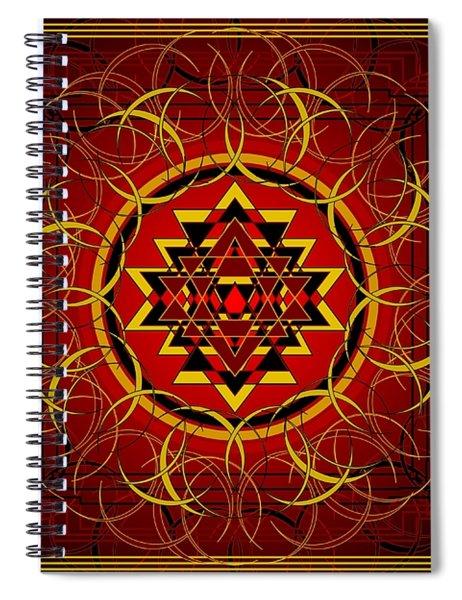Agni 2012 Spiral Notebook