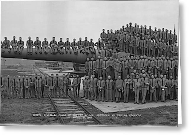 Academy Cadets Aberdeen Proving Grounds Greeting Card
